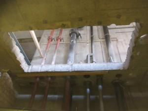 Trapgat zagen met weinig overlast adema betonboringen for Trapgat maken in beton