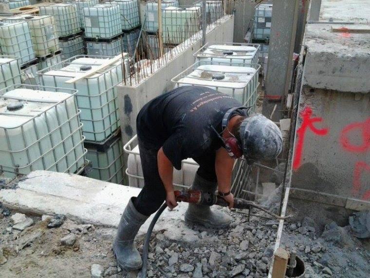 Beroemd Hakken - Adema betonboringen B.V. CS55